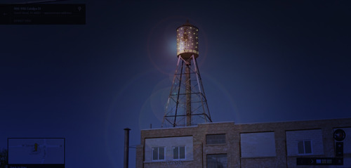 water-tower-as-art