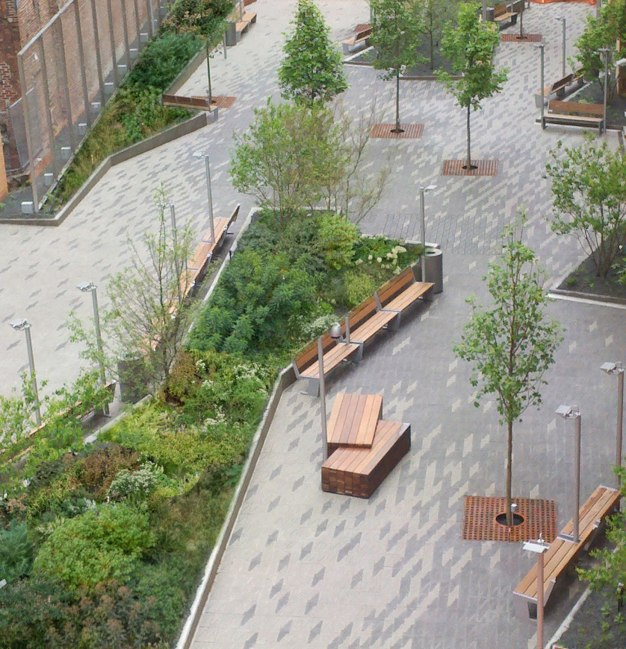 Beekman Street Plaza